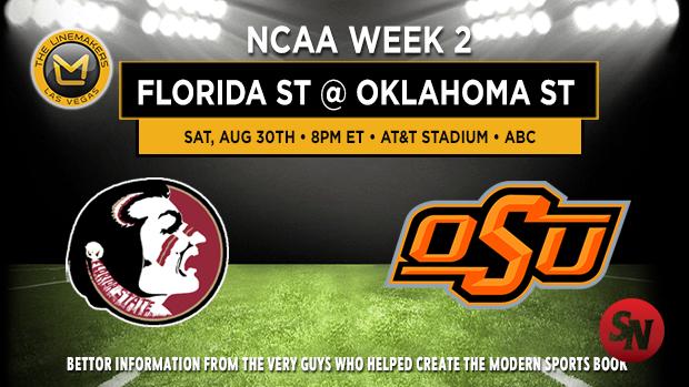 Florida State vs Oklahoma State
