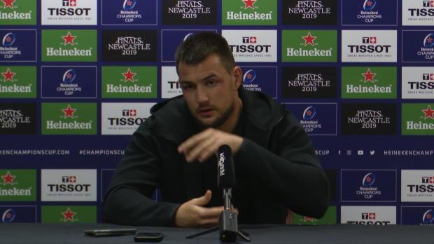 """Rugby : Cros - """"Une belle solidarité défensive"""""""