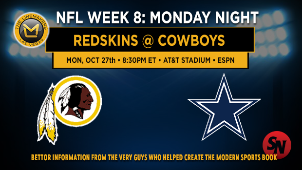 Washington Redskins @ Dallas Cowboys