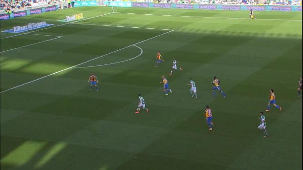 LaLiga Round 23: Real Betis 1-0 Valencia