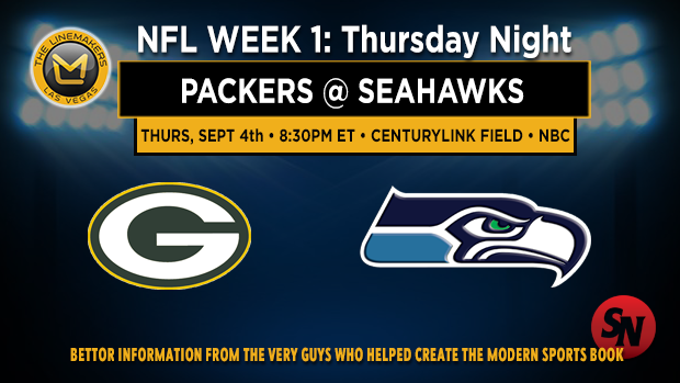 Packers at Seahawks