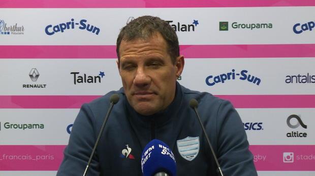 """Rugby : Top 14 - 12e j. : Labit : """"On a fait tout ce qu'il ne fallait pas faire"""""""