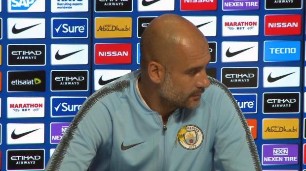 "Guardiola: Agüero? ""Perfektes Verhältnis"""