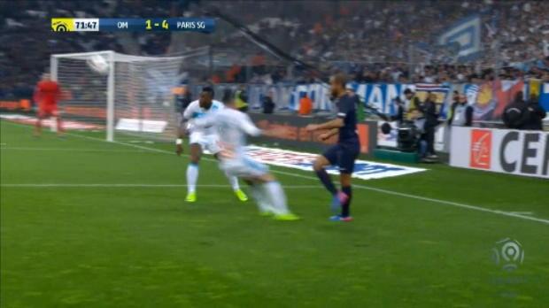 كرة قدم: الدوري الفرنسي: أفضل خمسة أهداف- المرحلة 27
