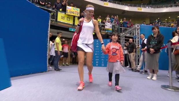 Taiwan Open: Lucie Safarova - Shuai Peng