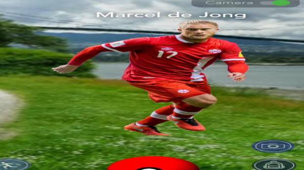 Die Bundesliga im Pokemon-Go-Fieber