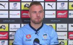 New signing Jordy Buijs has arrived and conducted his first media call this morning ahead of his first training session. Hear what he had to say.