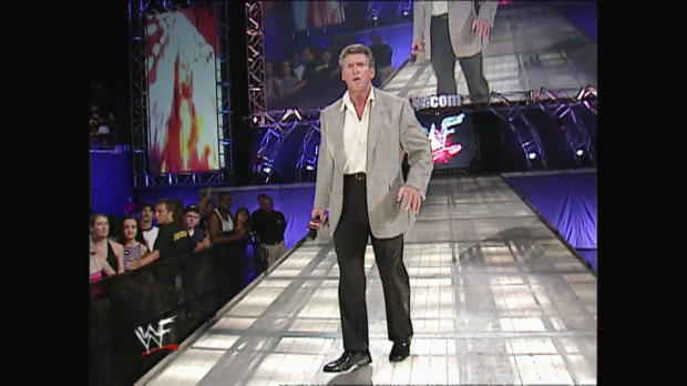 Stephanie McMahon is revealed as ECW's new owner: Raw, July 9, 2001