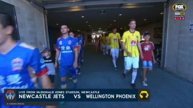 Jets v Phoenix match highlights