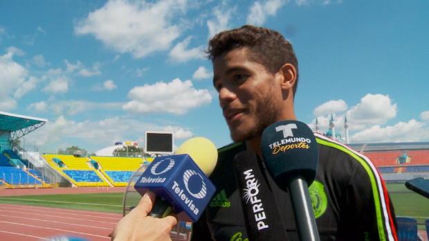 """Confed Cup: Mexiko spielt """"um Leben und Tod"""""""