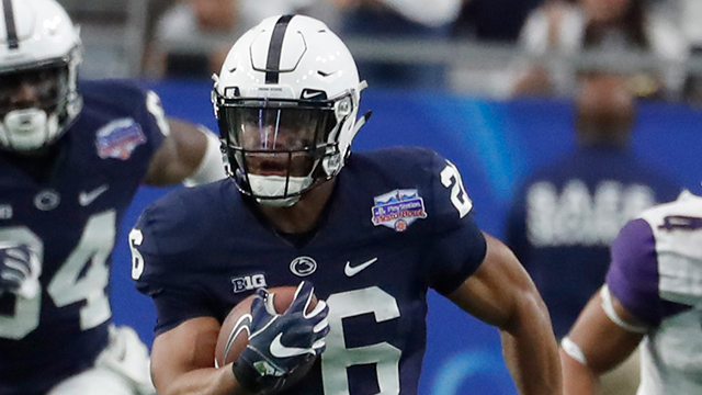 Bucky Brooks: Saquon Barkley is 'without question' the best player in the draft