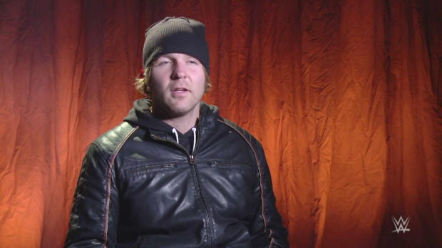 Swerved season 2 extra: Dean Ambrose is uneasy about wearing boat shoes