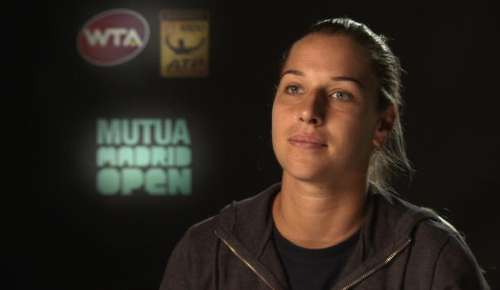 Cibulkova Interview: WTA Madrid SF