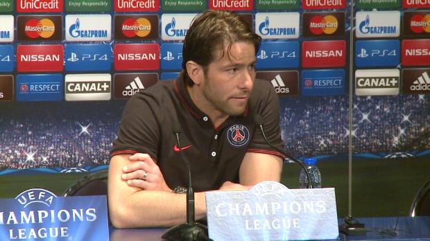 """PSG mit """"viel Selbstvertrauen"""" gegen Barca"""
