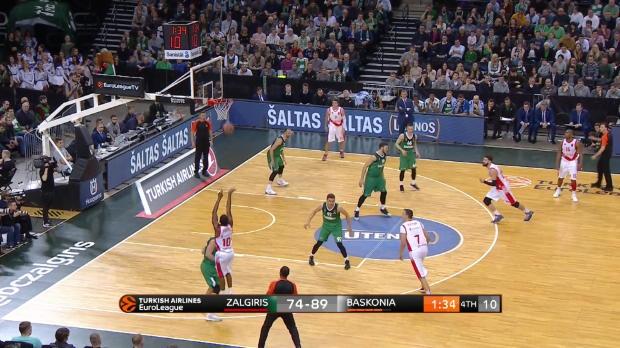 Basket : Euroligue (8e j.) - Beaubois, un remplaçant en or