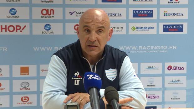 Top 14 - 24e j. : Travers : 'Tout le club est impliqué, pas seulement 23 joueurs'