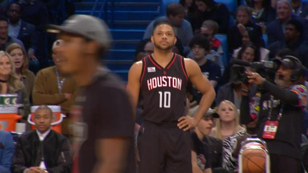 WSC: Eric Gordon OT Round 3 Point Contest