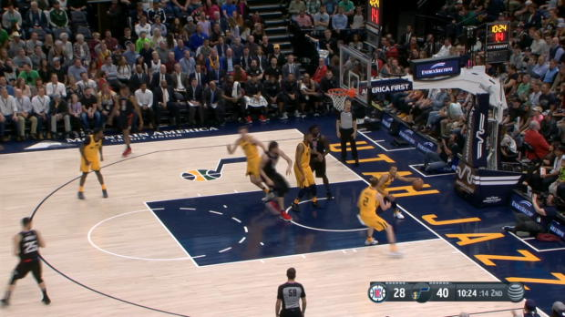 Block Of The Night: Dante Exum