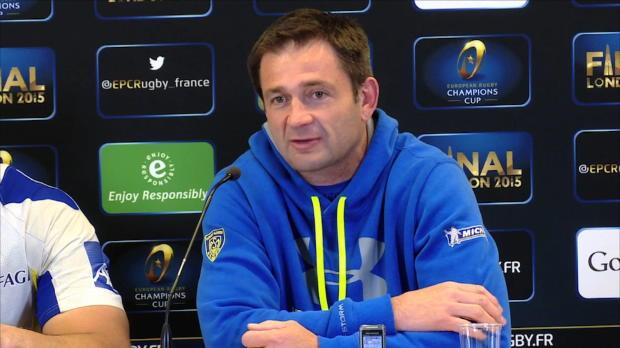 Champions Cup - Az�ma - ''On n?a pas gagn� le titre''