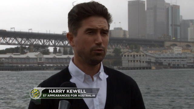 Kewell implores Aussies to go another level