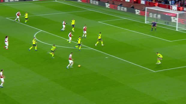 Premier League: Arsenal - Huddersfield | DAZN Highlights