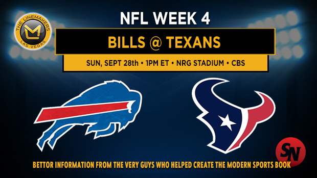 Buffalo Bills @ Houston Texans
