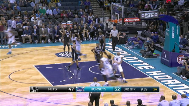 Assist of the Night: Michael Kidd-Gilchrist
