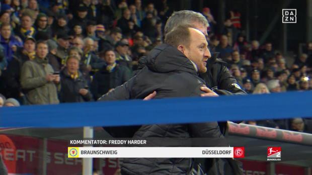 Eintracht Braunschweig - Fortuna Düsseldorf