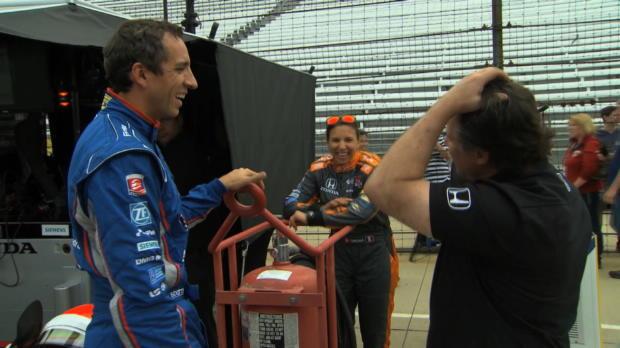 Indy Car - Los pilotos lamentan la muerte de Wilson en la Indy Car
