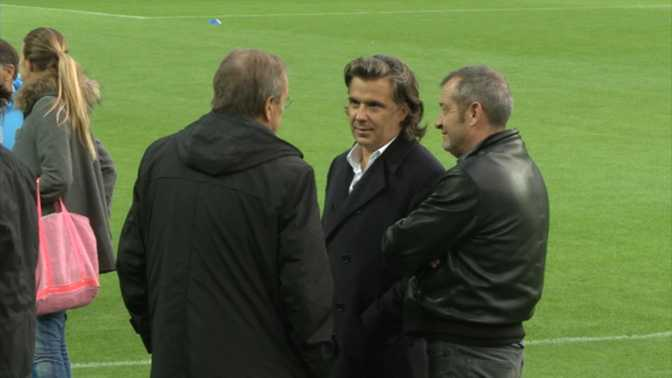 Labrune, Dassier et Diouf en garde a vue