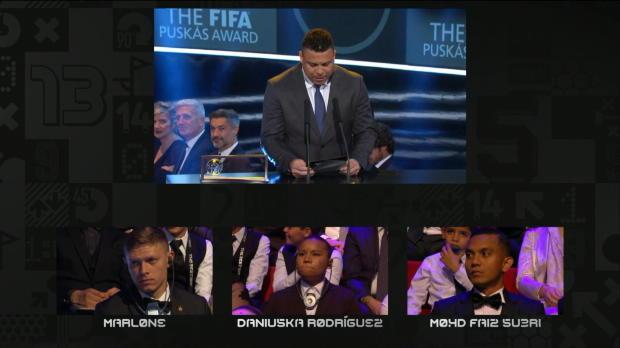 Football Awards: Das ist das Tor des Jahres
