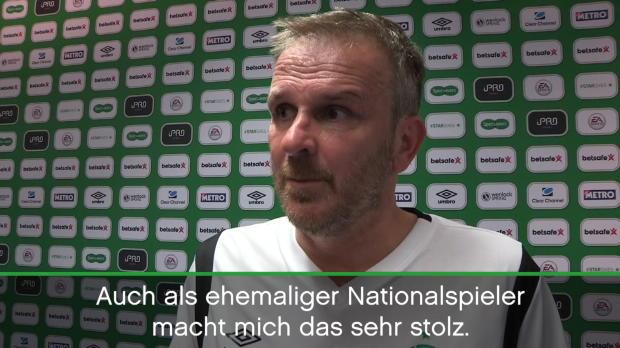 """Hamann: """"Macht Spaß, den DFB-Teams zuzusehen"""""""