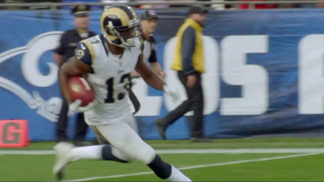 Mike Thomas suspended 4 games