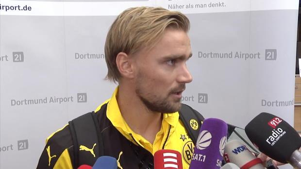 """Schmelzer: """"Viel aus Juve-Spiel mitnehmen"""""""