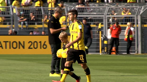 Talent Pulisic: Der Jüngste unter den Wilden