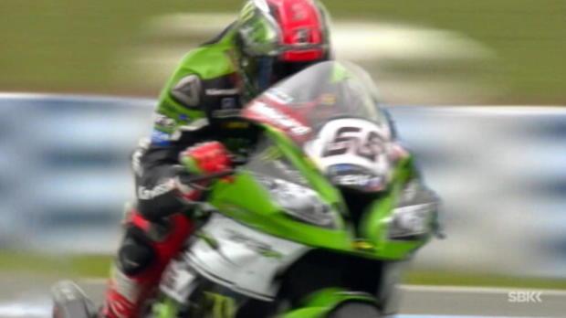 Superbikes - Sykes triunfa en Donnington