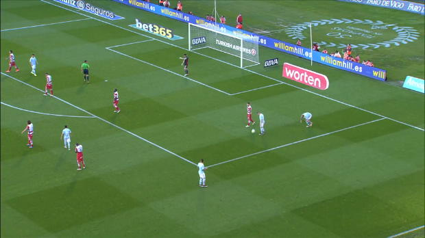 LaLiga Round 35: Celta Vigo 2-1 Granada