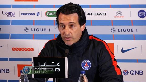 """Coupe de France: Emery: """"Besser geht's nicht"""""""