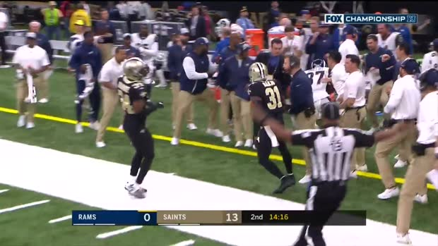 Can't-Miss Play: Fake punt alert! Hekker tosses dime to Shields for first down