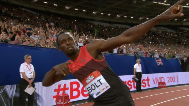 Diamond League: Bolt deklassiert den Rest!