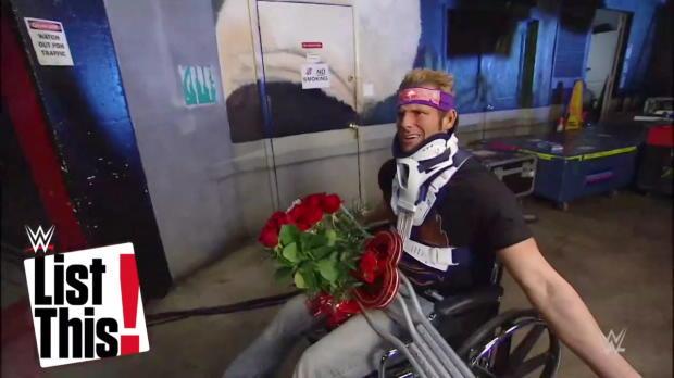 Romances olvidados en WWE