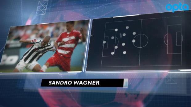 Fakt des Tages: Wandervogel Sandro Wagner