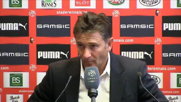 Foot : Rennes - Montanier refuse de polémiquer avec Blanc