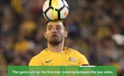 Take a look at some of the key stats ahead of Australia's Confederations Cup clash with Cameroon.