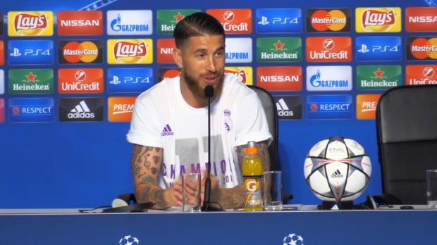 """Ramos: """"Diese Nacht immer im Herzen tragen"""""""