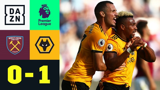 Premier League: West Ham - Wolverhampton | DAZN Highlights