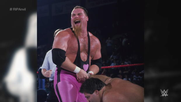 """Celebrating the life and career of Jim """"The Anvil"""" Neidhart"""