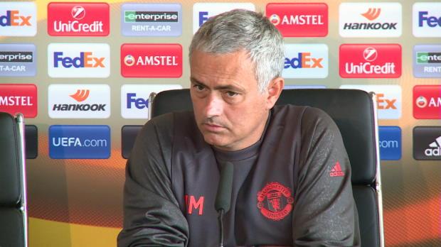"""Mourinho: Rooney-Krise? """"Presse ist schuld!"""""""