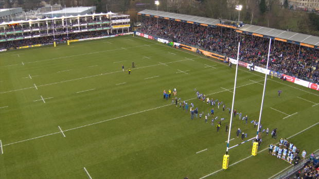 Aviva Premiership - Match Highlights :Bath Rugby v Exeter Chiefs