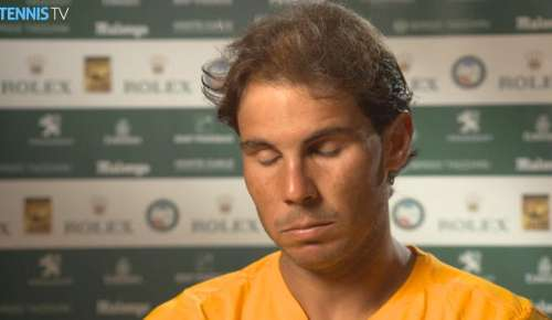 Nadal Interview: ATP Monte-Carlo SF